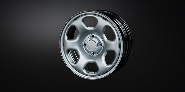 Image of an SLV Steel Wheel by Maxion Wheels.