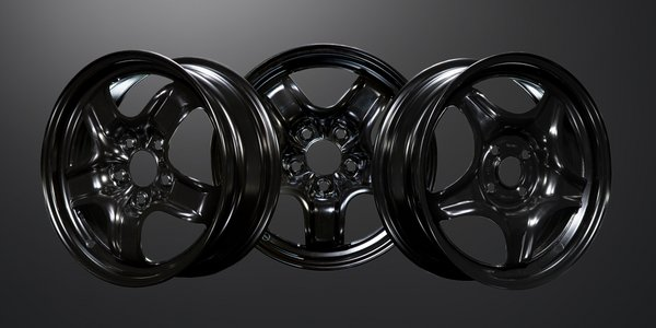 Maxion Wheels basewheels with versastyle Aluminium cover.
